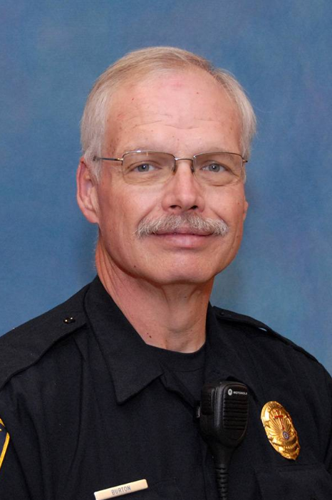 Chief of Police Lonnie Verdell Burton | Wayland Baptist University Police Department, Texas