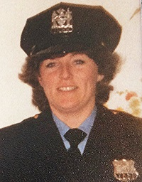 Police Officer Diane F. Halbran | New York City Police Department, New York