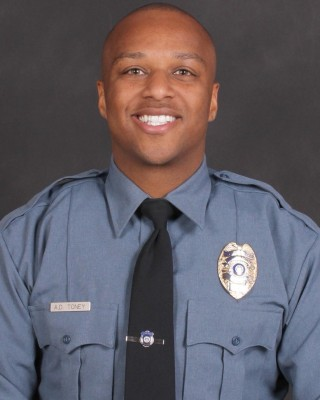 Police Officer Antwan DeArvis Toney