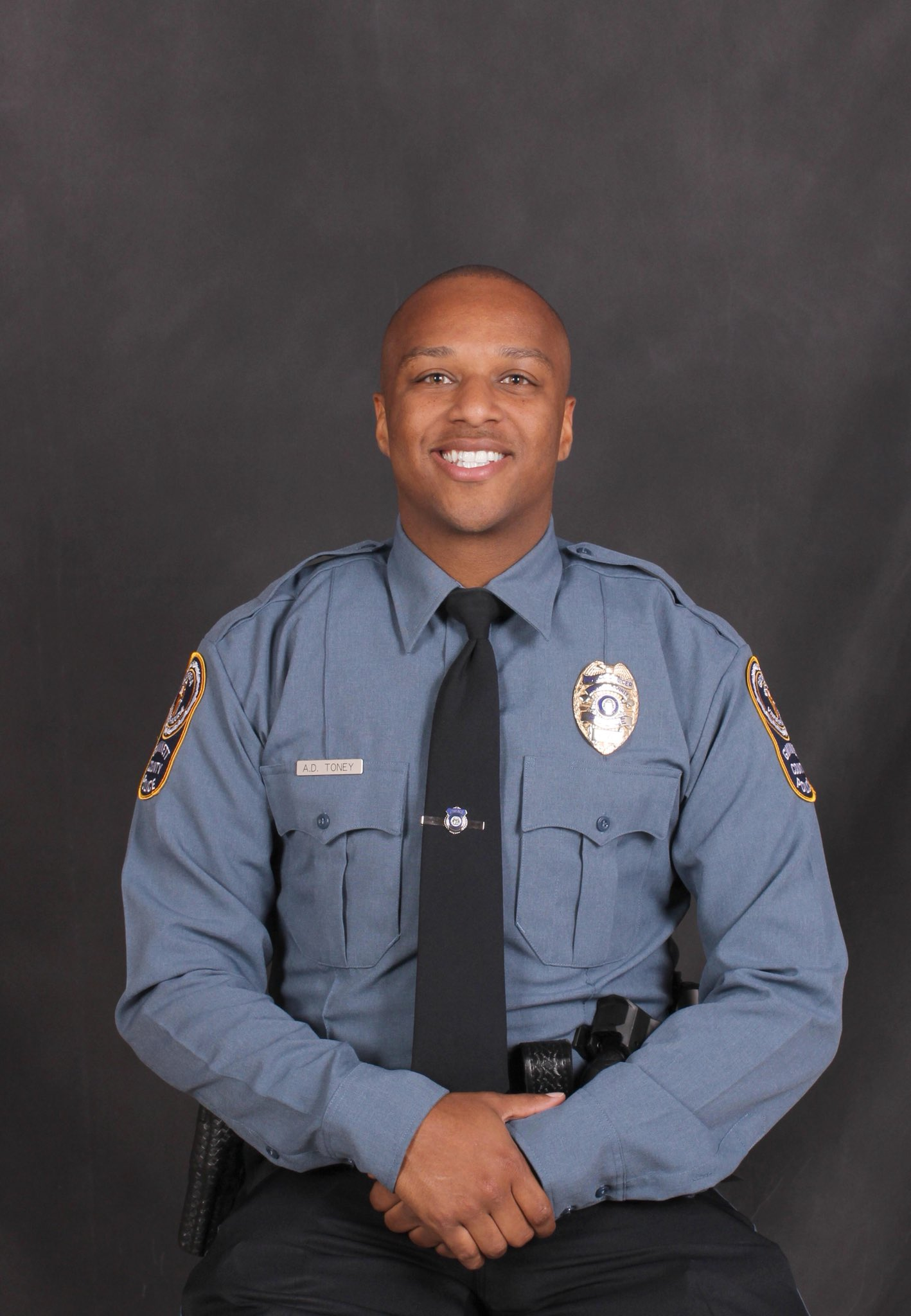 Police Officer Antwan DeArvis Toney | Gwinnett County Police Department, Georgia