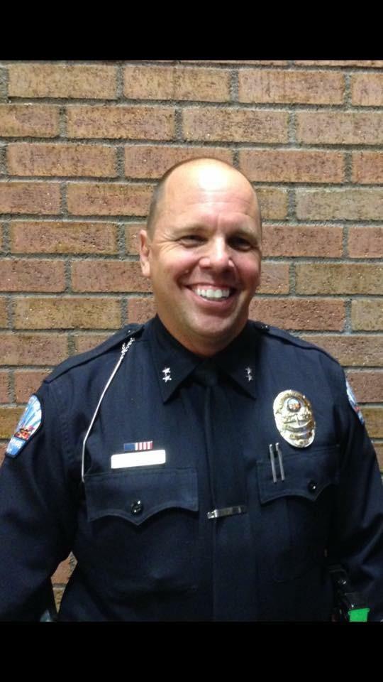 Assistant Chief of Police Dennis Burt Vincent | Brigham City Police Department, Utah