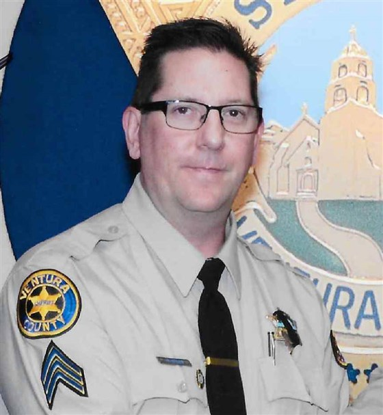 Sergeant Ronald Lee Helus | Ventura County Sheriff's Office, California