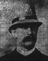 Patrolman William Lewis Ammerman | Wilkes-Barre Police Department, Pennsylvania