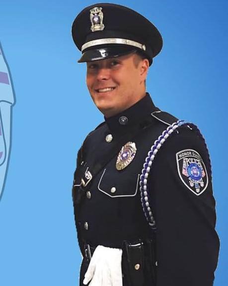 Police Officer Jason Michael Seals | Slidell Police Department, Louisiana