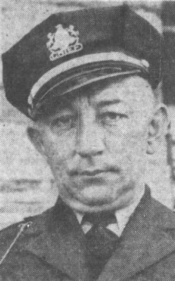 Chief of Police Harry Thomas Yenser | Lehighton Borough Police Department, Pennsylvania