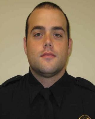 Police Officer Hunter Edwards