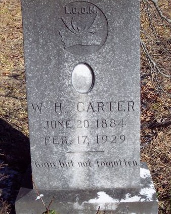 Deputy Sheriff W. H. Carter | Letcher County Sheriff's Office, Kentucky