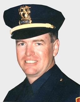 Sergeant James Thomas Farrell | Suffolk County Police Department, New York