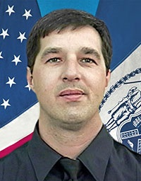 Police Officer Andrew J. Lewis | New York City Police Department, New York