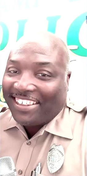 Police Officer Jermaine Thomas Brown | Miami-Dade Police Department, Florida