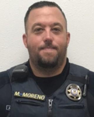 Sergeant Matthew Troy Moreno