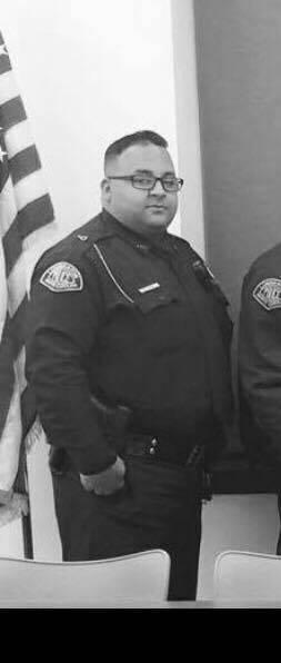 Police Officer Jason Barton Quick | Lumberton Police Department, North Carolina