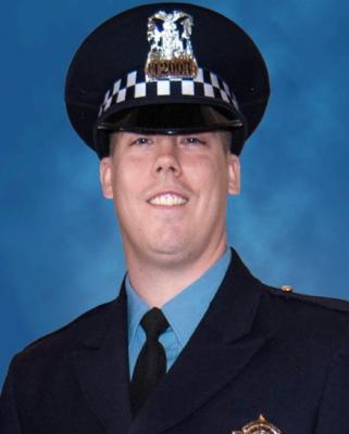 Police Officer Conrad Charles Gary
