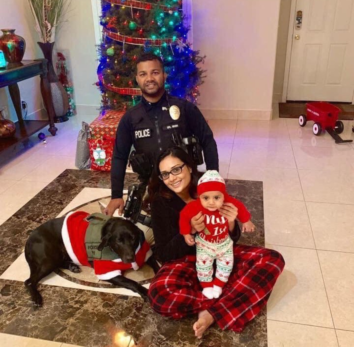 Corporal Ronil Singh | Newman Police Department, California