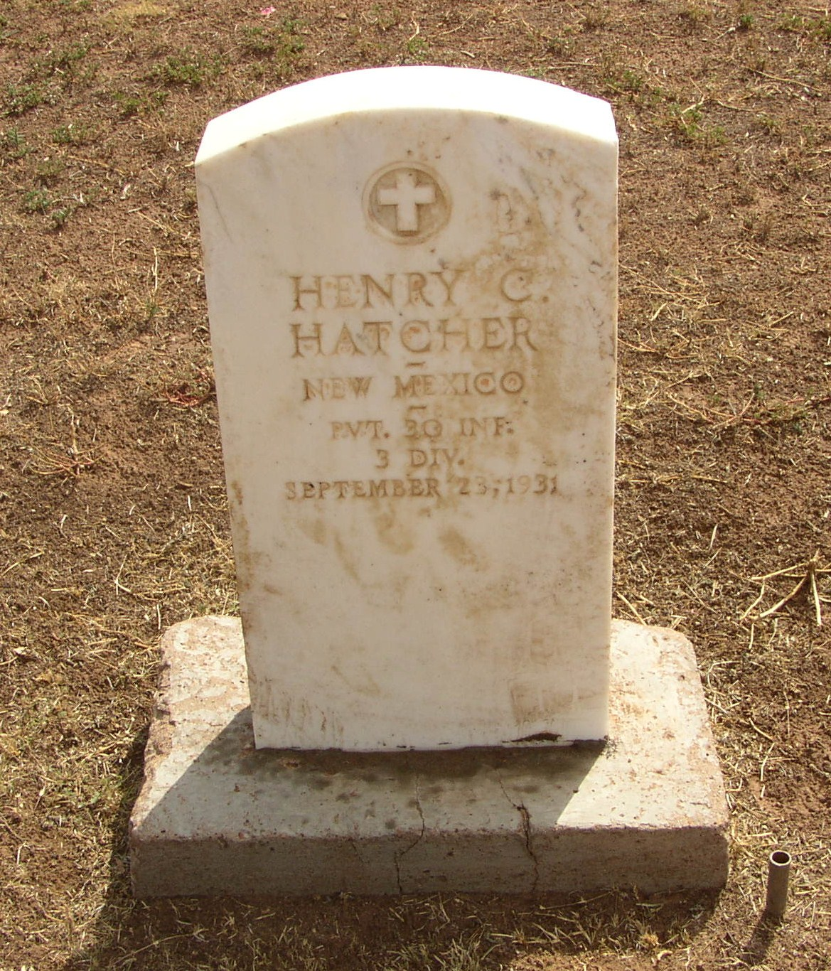 Special Officer Henry Clyde Hatcher | Southern Pacific Railroad Police Department, Railroad Police