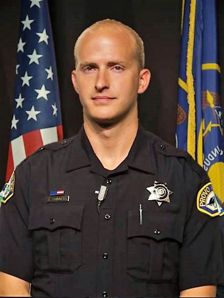 Master Police Officer Joseph William Shinners | Provo Police Department, Utah