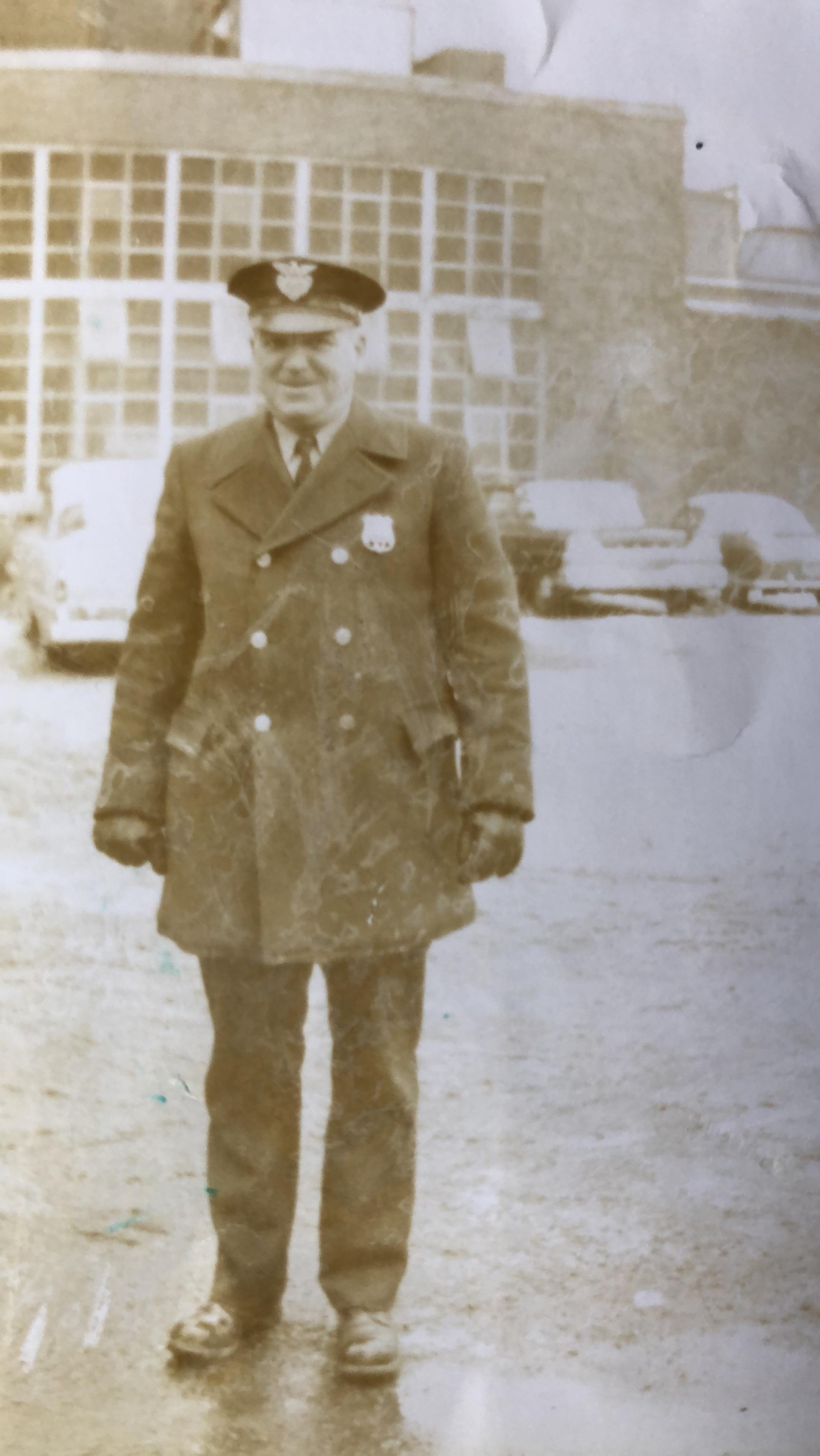 Patrolman John Zardeski | Wilkes-Barre Police Department, Pennsylvania