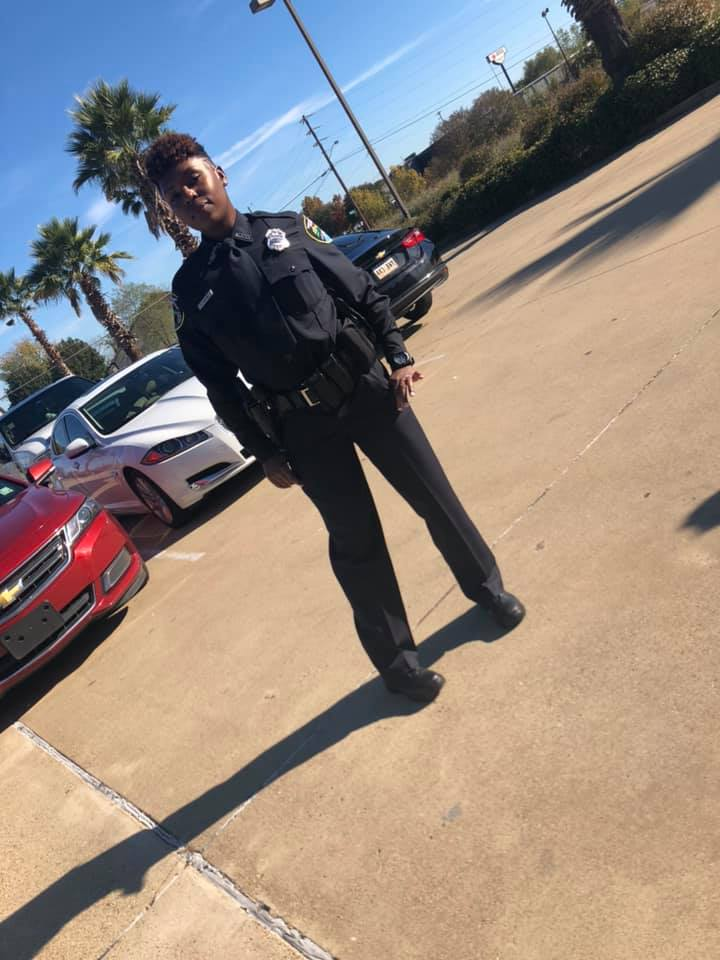 Police Officer Chatéri Alyse Payne   Shreveport Police Department, Louisiana