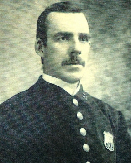 Patrolman Edward Moraghan | New York City Police Department, New York
