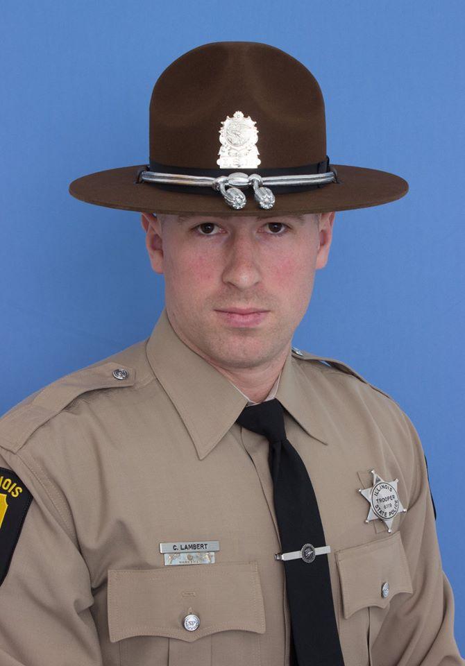 Trooper Christopher James Lambert | Illinois State Police, Illinois