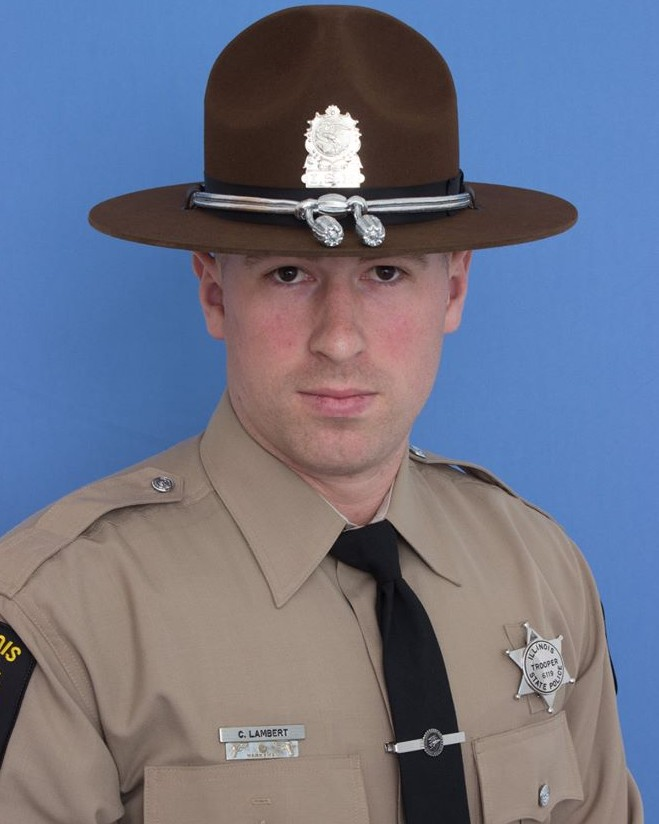 Trooper Christopher Lambert | Illinois State Police, Illinois
