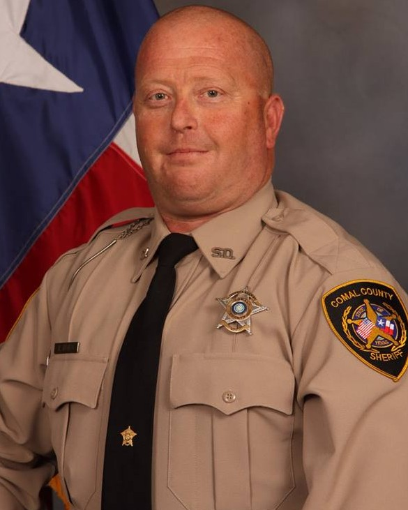 Deputy Sheriff Ray Elwin Horn, III | Comal County Sheriff's Office, Texas