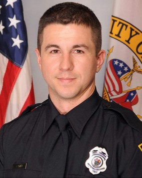Police Officer Sean Paul Tuder | Mobile Police Department, Alabama