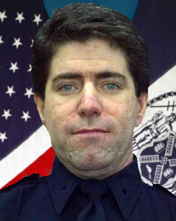 Sergeant Patrick J. Boyle | New York City Police Department, New York