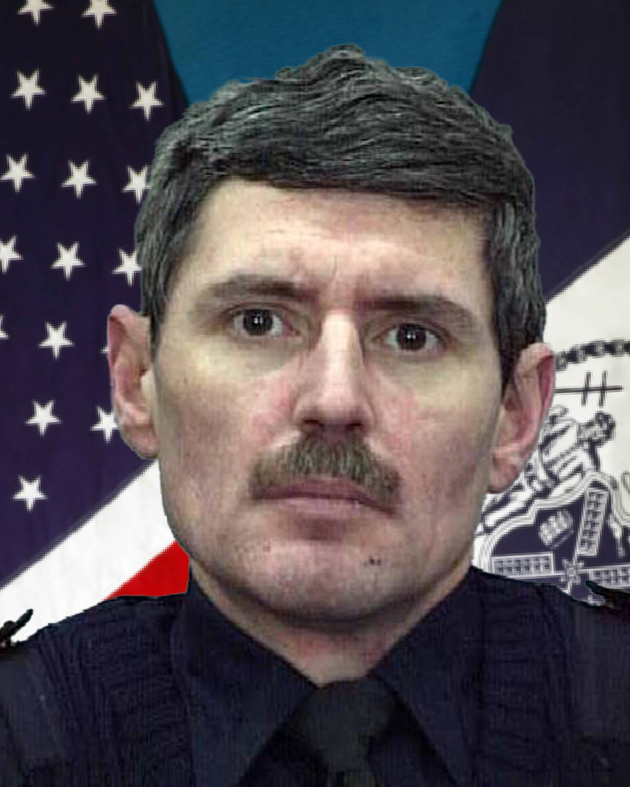 Sergeant Patrick T. Coyne | New York City Police Department, New York