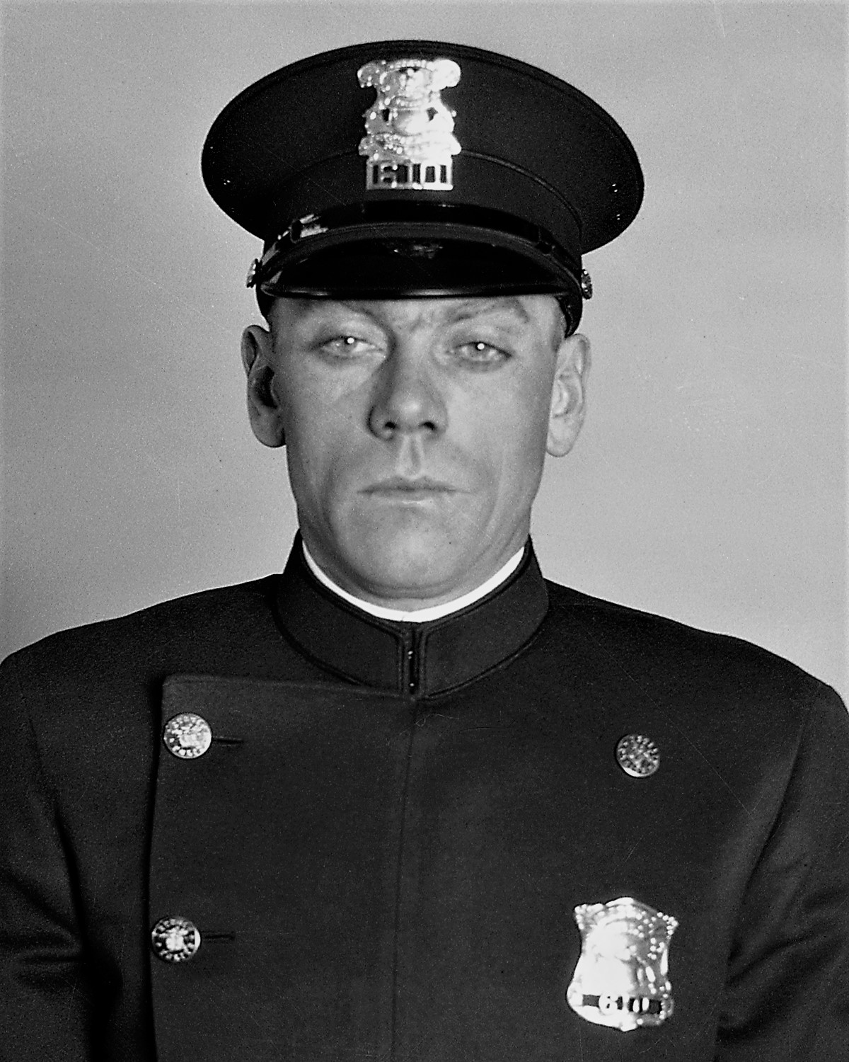 Police Officer Fred A. Brumm | Detroit Police Department, Michigan