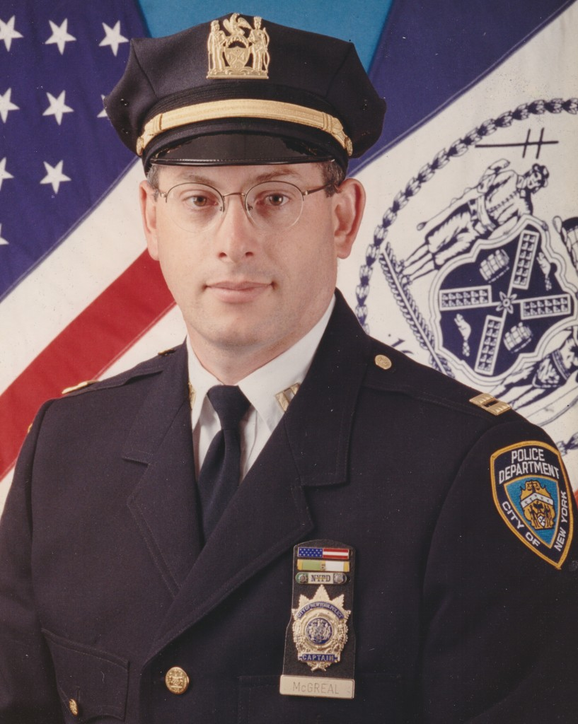 Captain Edward Joseph McGreal | New York City Police Department, New York