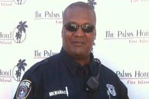 Detective Mark Mkwanazi   New York City Police Department, New York