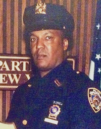Detective Mark Mkwanazi | New York City Police Department, New York