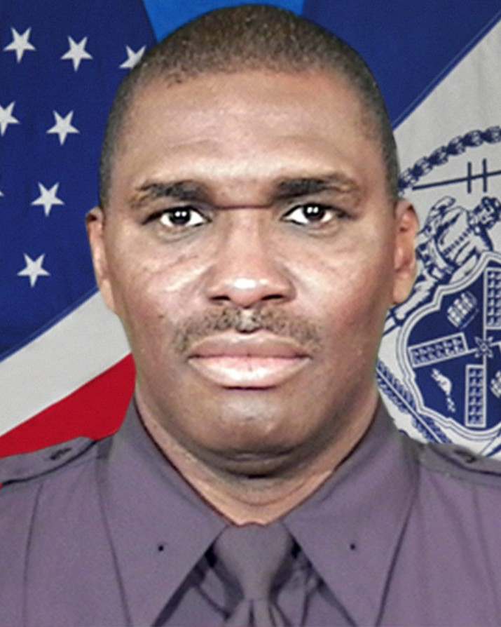 Police Officer Richard E. Taylor | New York City Police Department, New York