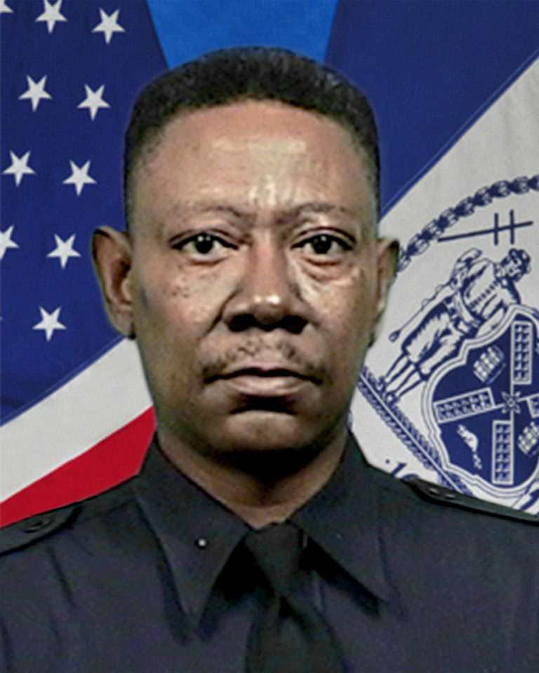 Police Officer Reginald Umpthery, Sr. | New York City Police Department, New York