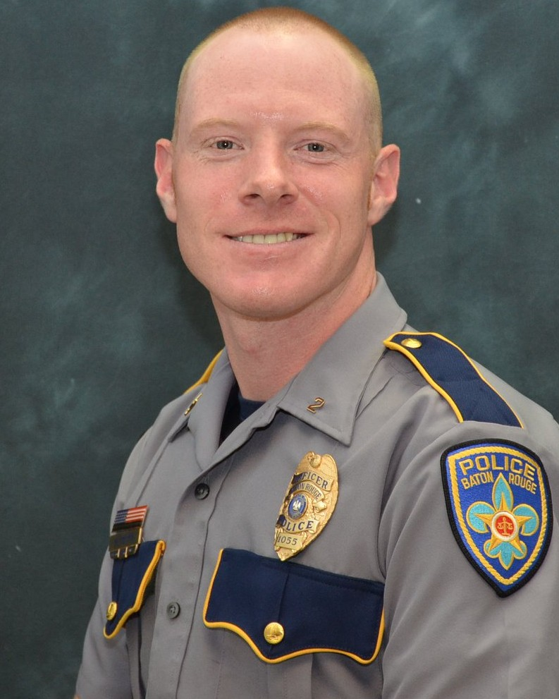 Corporal Shane Michael Totty | Baton Rouge Police Department, Louisiana
