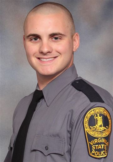 Trooper Lucas Bartley Dowell | Virginia State Police, Virginia