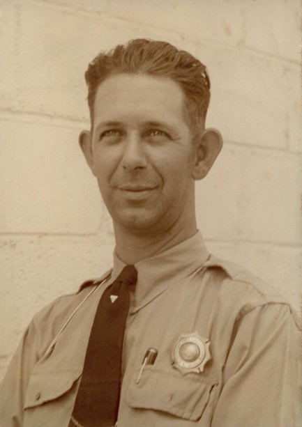 Patrolman William Harold Frey | Spartanburg Police Department, South Carolina