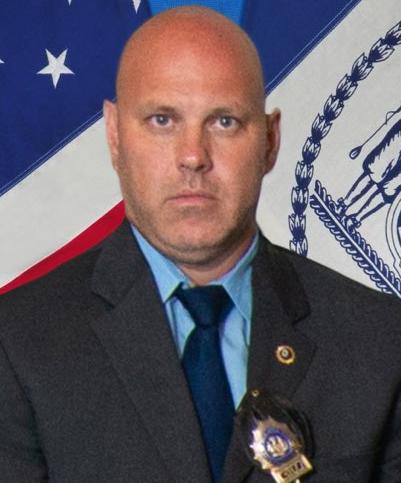 Detective Brian P. Simonsen | New York City Police Department, New York