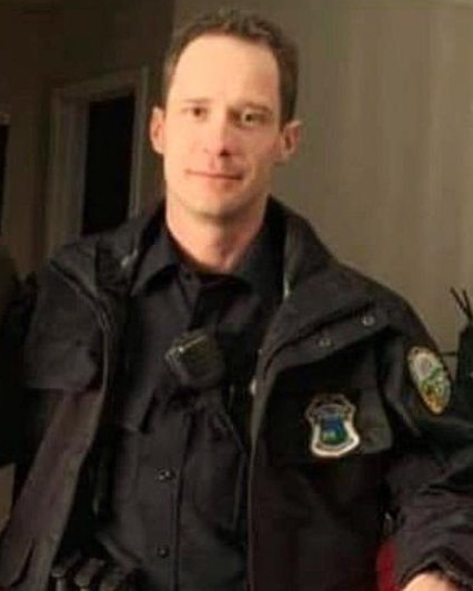 Police Officer Nicholas Scott Galinger | Chattanooga Police Department, Tennessee
