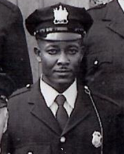 Police Officer Wilson McLaurin | New Jersey Department of Institutions and Agencies Police, New Jersey