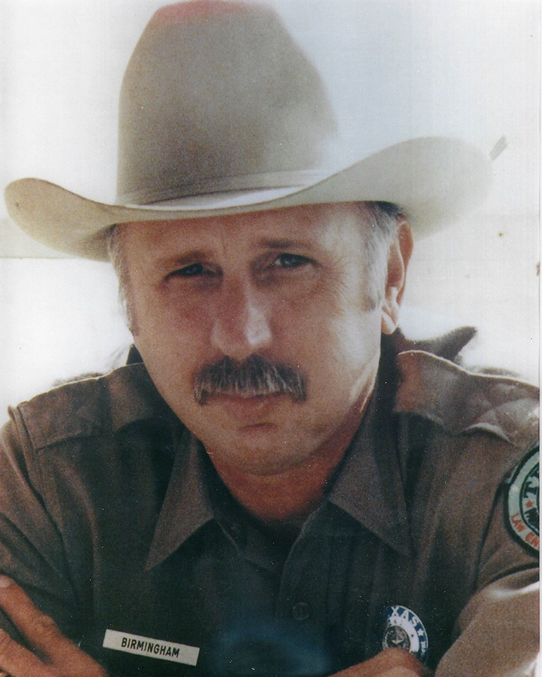 Sergeant James F. Birmingham | Texas Parks and Wildlife Department - Law Enforcement Division, Texas