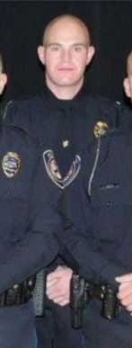 Police Officer Nathan Hayden Heidelberg | Midland Police Department, Texas