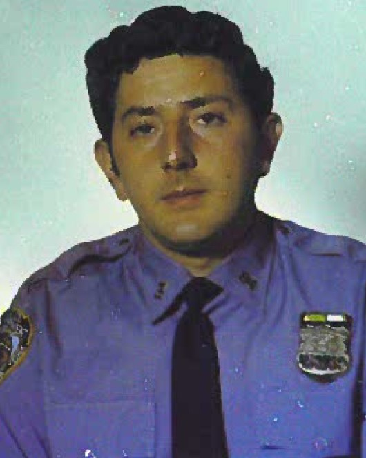 Police Officer Louis J. Balsamo | New York City Police Department, New York