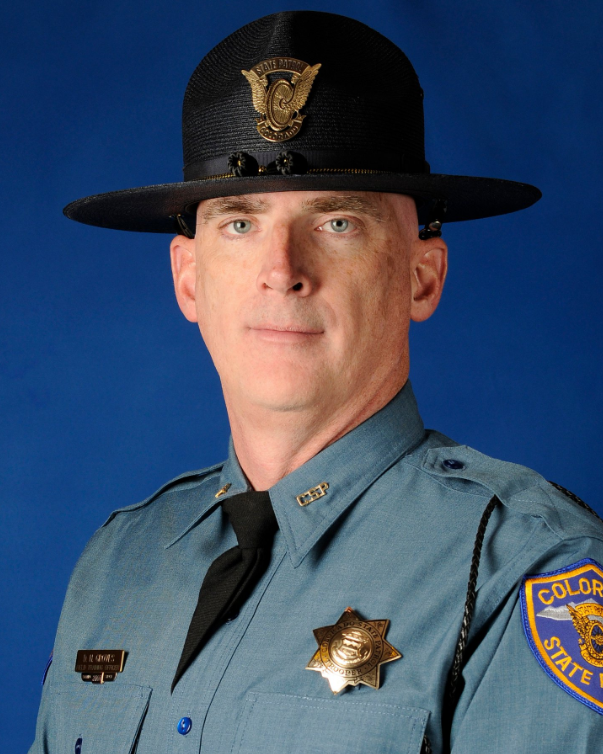 Corporal Daniel H. Groves | Colorado State Patrol, Colorado