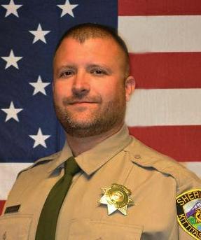 Deputy Sheriff Ryan Shane Thompson | Kittitas County Sheriff's Office, Washington