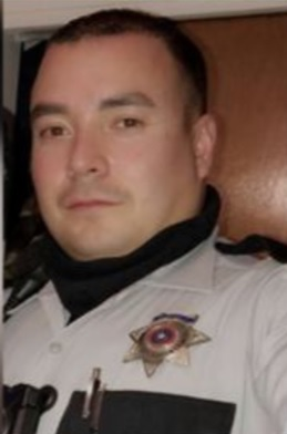 Deputy Sheriff Peter Herrera | El Paso County Sheriff's Office, Texas