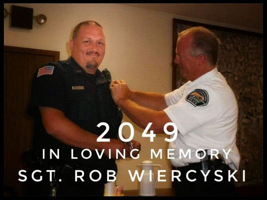 Sergeant Fred Robert Wiercyski | Town of Oconomowoc Police Department, Wisconsin