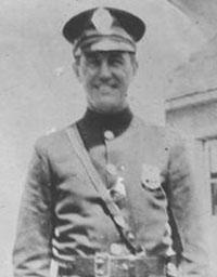 Police Officer Harry E. Albin | Freeport Police Department, New York