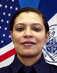 Detective Sally A. Thompson | New York City Police Department, New York